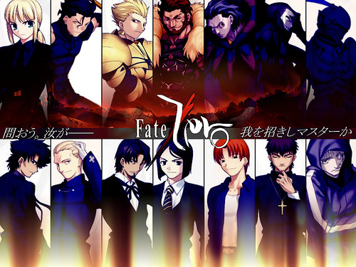 Fate/zeroとかいう10年前のバトルロワイアルアニメwwwww