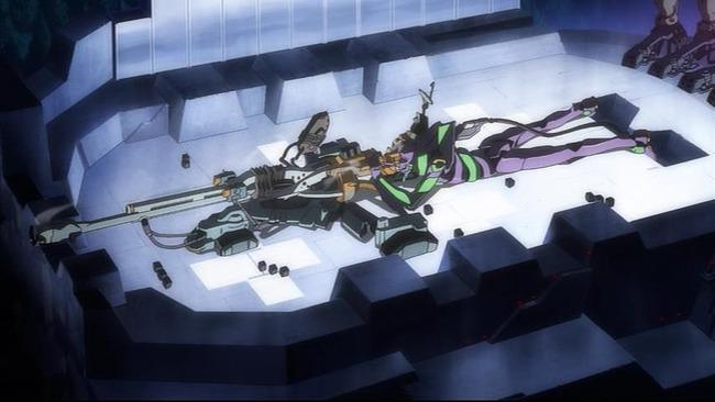 ヤシマ作戦ってわざわざエバが撃つ必要あったんか?