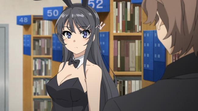 青春ブタ野郎ってアニメ面白かったよな…?
