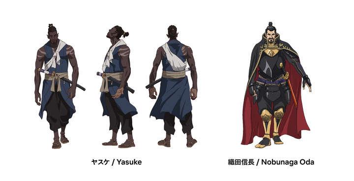 【速報】Netflix、オリジナルアニメ「Yasuke -ヤスケ-」発表! 最強の浪人・ヤスケの数奇な人生を描く