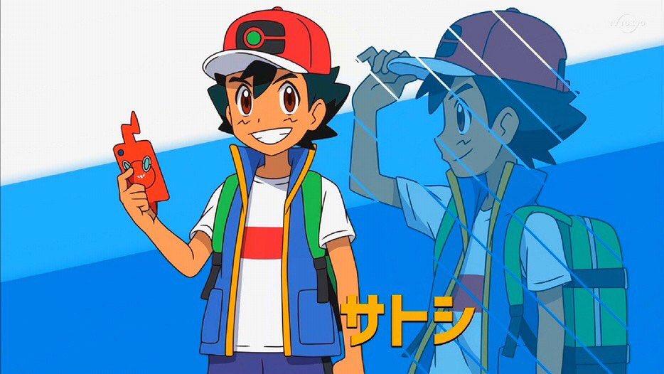 【画像】ポケモン、アニメ新シリーズはW主人公!