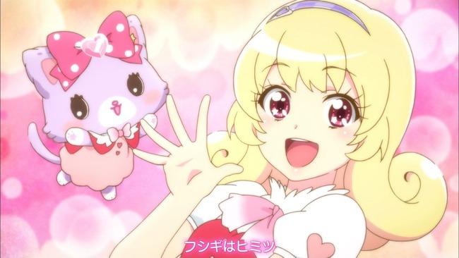 【朗報】最近の女児アニメの女の子、めちゃくちゃ可愛かった