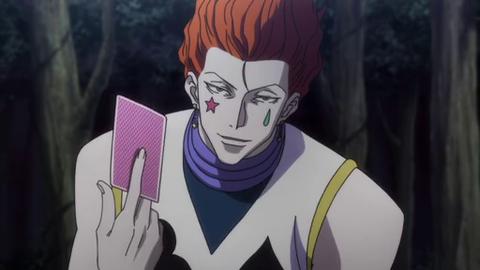 【悲報】ヒソカさん、ジンやシルバまでも玩具扱いしてしまう