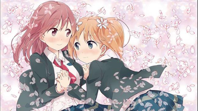 お前ら「『桜Trick』めっちゃええで」ワイ「は?女同士でちゅーしてるだけだろ」