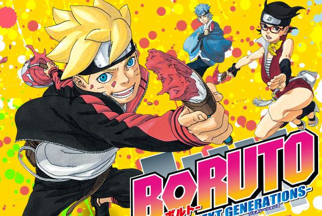 漫画『BORUTO』、次号より岸本斉史先生の原案をもとに連載へ
