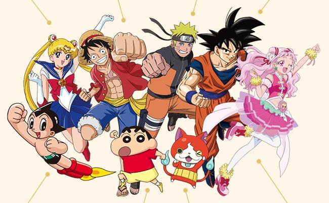 【朗報】アニメ日本代表、強い