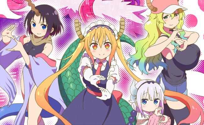 【朗報】TVアニメ第2期「小林さんちのメイドラゴンS」京アニ制作で2021年放送決定!