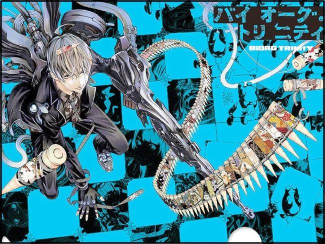 Biorg-Trinity-manga