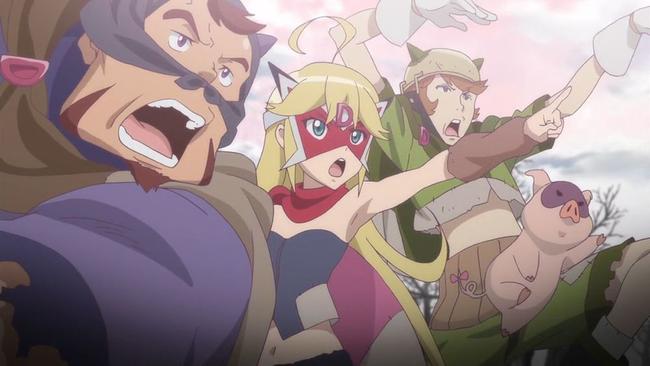 ガッキワイ「え……深夜なのにアニメがやってる……?」←なんだった?