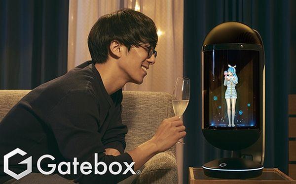 【悲報】美少女キャラを召喚できる「Gatebox」の欧米版が作られる →外国人激怒