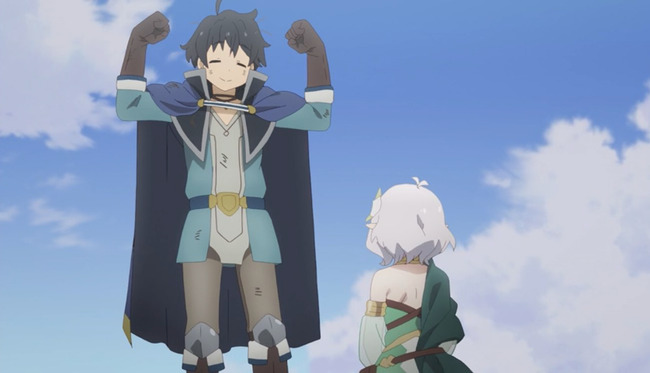 【悲報】プリコネアニメの主人公、2話で短い言葉を8回しか喋らない