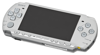 PSP-3000-Silver