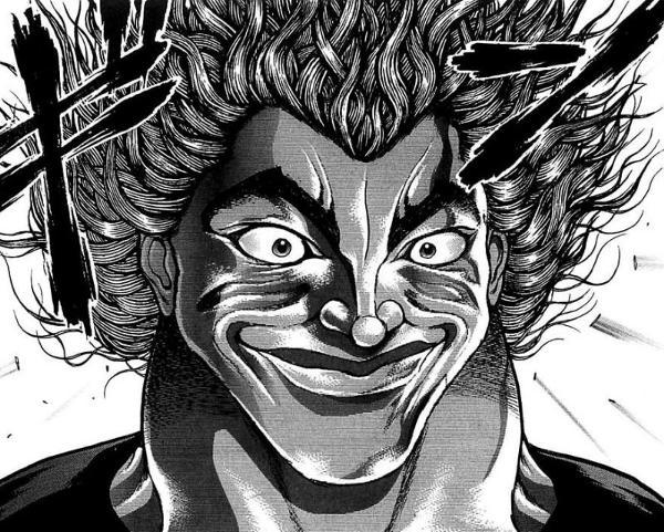 範馬勇次郎って他の漫画のキャラだったらどれくらいまでなら勝てるの?
