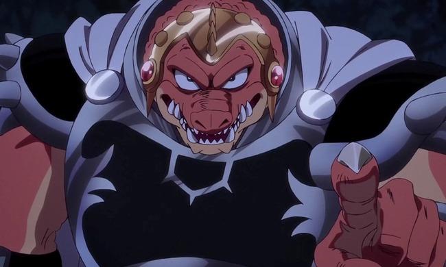 【悲報】獣王クロコダイン、逝くw