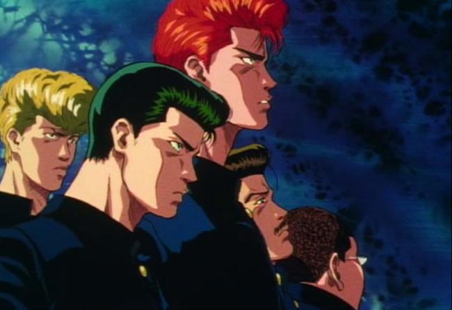 スラムダンク初期で花道のヤンキー仲間だった3人組、存在する意味が無いのでは?