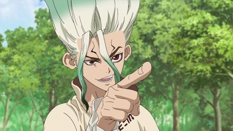 Dr.STONE 2話 感想 0023
