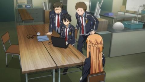 23話 SAO ソードアート・オンライン 作者 夢の始まり 42