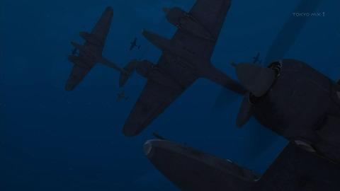 荒野のコトブキ飛行隊 8話 感想 096
