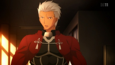 Fate stay night UBW 9話 感想 44