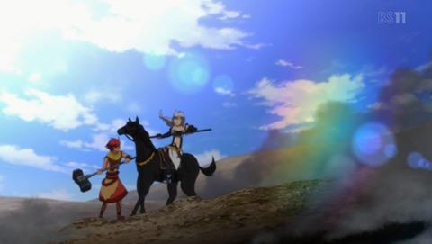 百錬の覇王と聖約の戦乙女 11話 感想 44