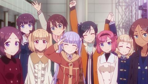 【NEW GAME!!】第12話 感想 もっとうまくなりたい!【2期 最終回】
