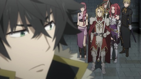 盾の勇者の成り上がり 3話 感想 0064