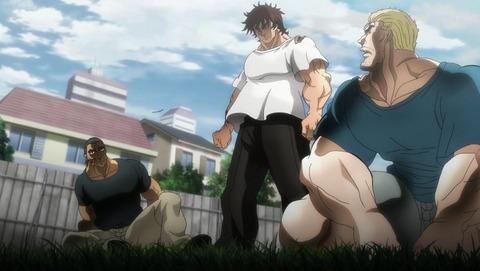 【バキ】第21話 感想 最早死刑囚では相手にならないッッ!