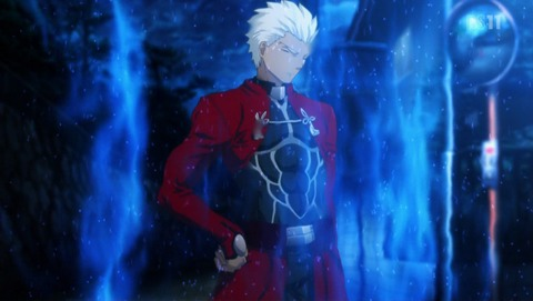 Fate stay night UBW 6話 感想 81