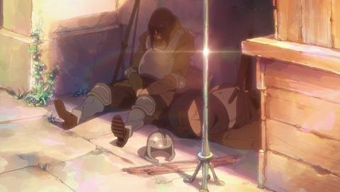 灰と幻想のグリムガル 2話 感想 2975