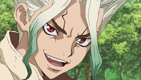 Dr.STONE 3話 感想 0143