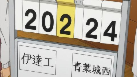 ハイキュー セカンドシーズン 19話 感想 2329