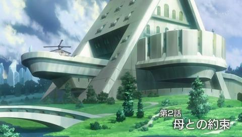 機動戦士ガンダム THE ORIGIN 2話 感想 07