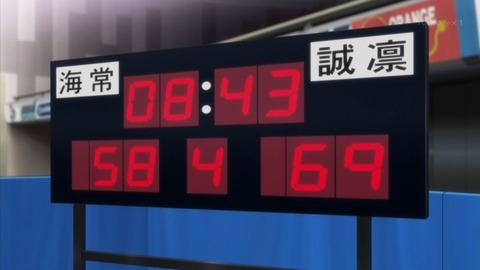 黒子のバスケ 60話 感想 2010