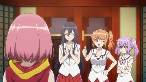 RELEASE THE SPYCE 2話 感想 050