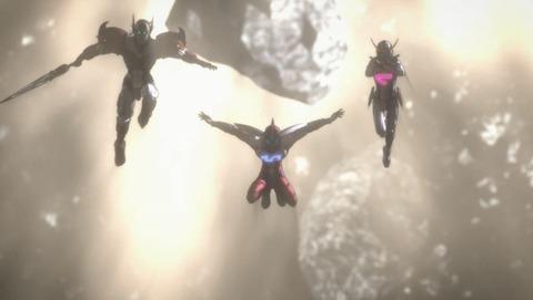 【Infini-T Force】第10話 感想 ヒーローの登場に理由は不要!
