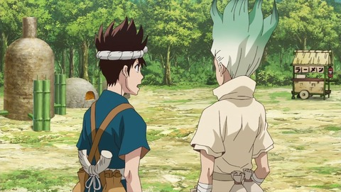 Dr.STONE 11話 感想 0221
