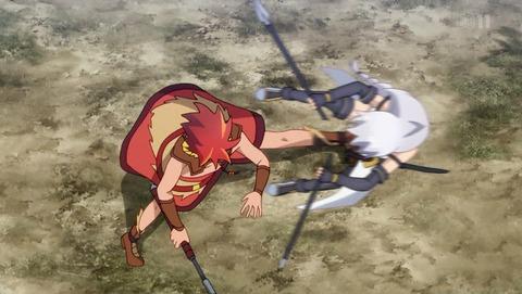 百錬の覇王と聖約の戦乙女 11話 感想 30