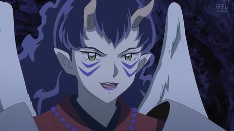 半妖の夜叉姫 8話 感想 034
