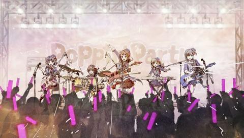 【バンドリ! 2期】第13話 感想 目指してきたライブが未来へのスタート【BanG Dream! 2ndSeason 最終回】