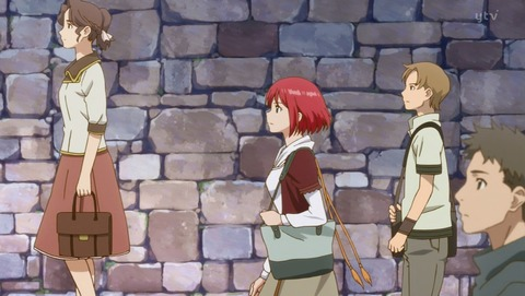赤髪の白雪姫 4話 感想 0139
