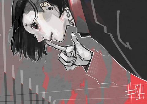 東京喰種:re 4話 感想 Ah