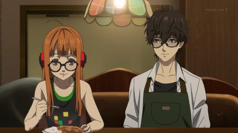 PERSONA5 the Animation 18話 感想 094
