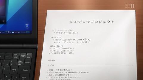 アイドルマスター シンデレラガールズ 特別編 感想 1150