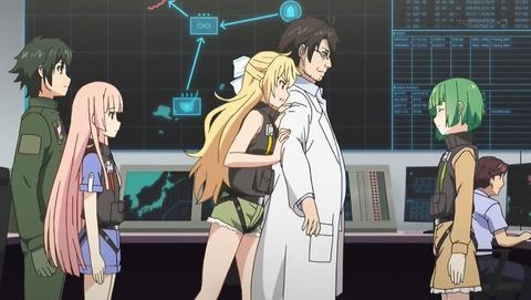 ガーリー・エアフォース 6話 感想 017