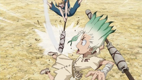 Dr.STONE 15話 感想 0018