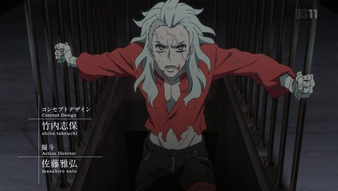 天狼 Sirius the Jaeger 12話 最終回 感想 6