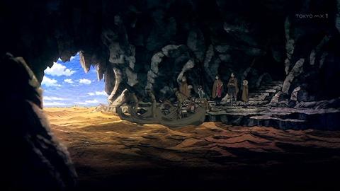 クジラの子らは砂上に歌う 1話 感想 1279