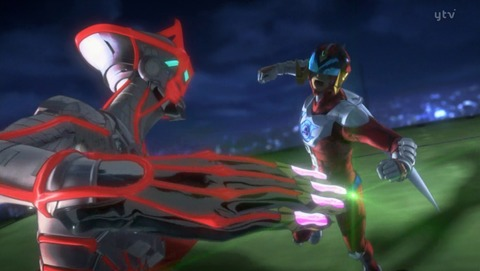 【Infini-T Force】第3話 感想 タツノコヒーローズの必殺技!
