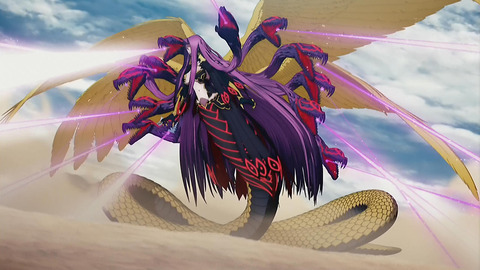 Fate/GrandOrder 8話 感想 018