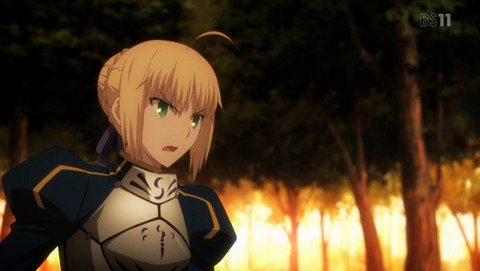 Fate stay night UBW 9話 感想 763